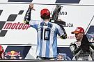 """Rossi: """"Será difícil repetir la victoria de 2015"""""""