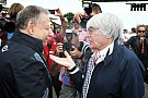Meeting domenicale FIA-Ecclestone-team a Sakhir per discutere delle Qualifiche
