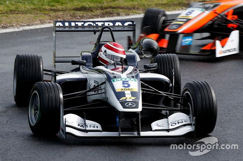 Pedro Piquet svetta nelle Libere del Paul Ricard