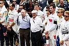 إكليستون: سائقو الفورمولا واحد