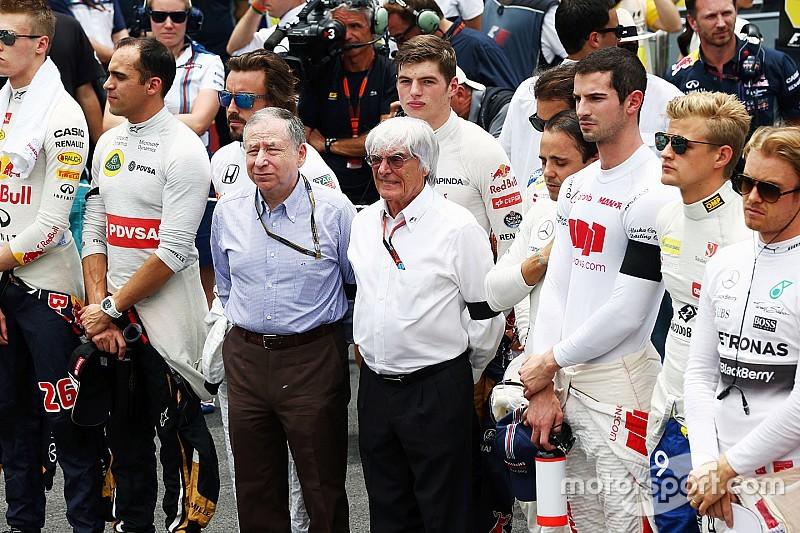 """إكليستون: سائقو الفورمولا واحد """"مجرّد دمى"""" لا حول لها ولا قوّة"""