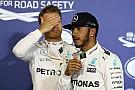 Rosberg resta importancia a la pole de Hamilton