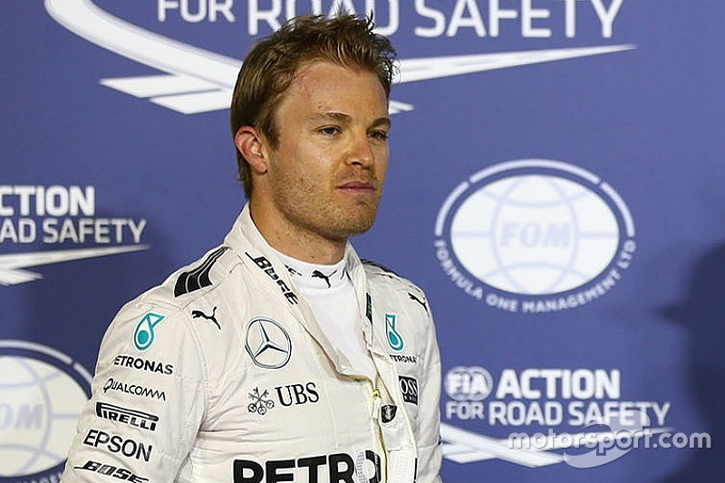 """Rosberg: """"Pensavo di essere io in pole, ma Lewis ha fatto un capolavoro"""""""