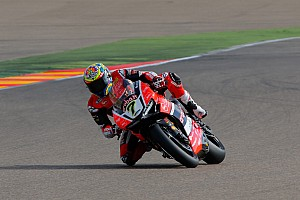 World Superbike Race report Aragon WSBK: Davies storms clear to seal double victory