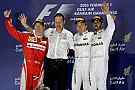 نجم روزبرغ يسطع تحت الأضواء الكاشفة في البحرين بتحقيق فوزه الثاني في 2016