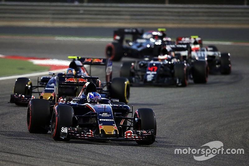 Verstappen in de wolken met zesde plaats in Bahrein