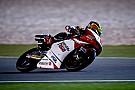 Moto3: Pawi wint op opdrogende baan, Loi gokt en verliest