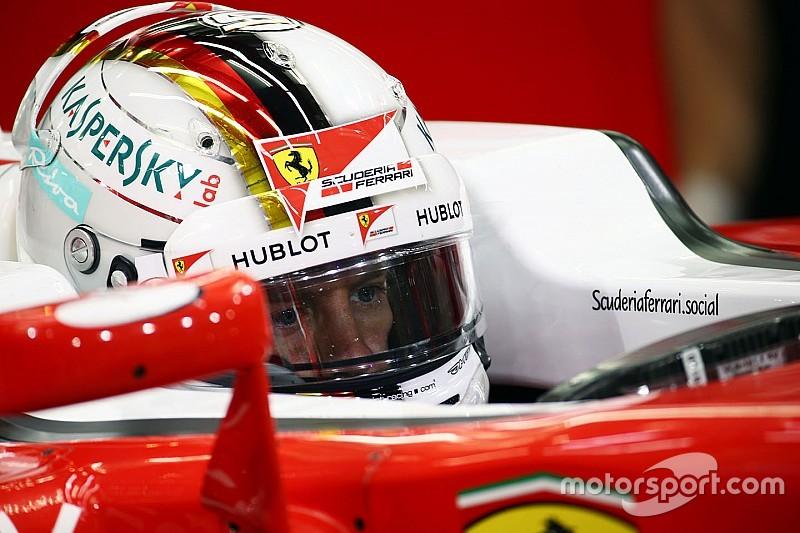 """""""Es una mierda"""", dice Vettel sobre la idea de clasificación"""
