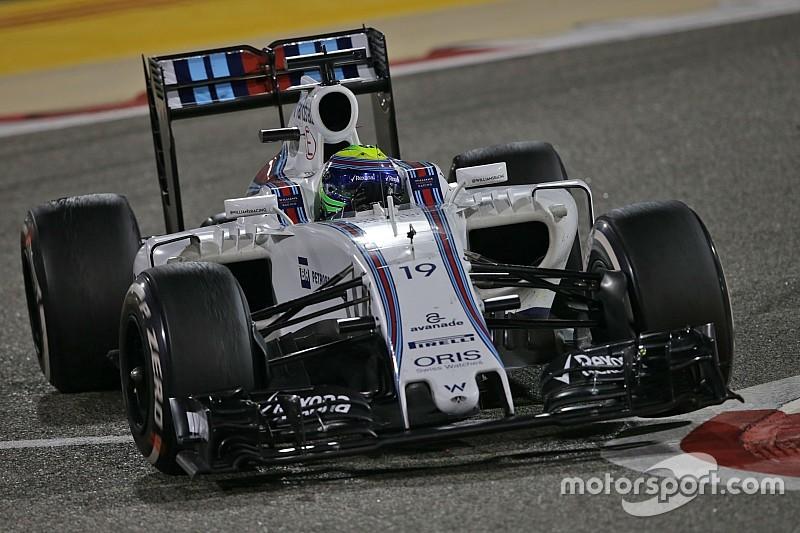 Felipe Massa gefrustreerd over strategie Williams