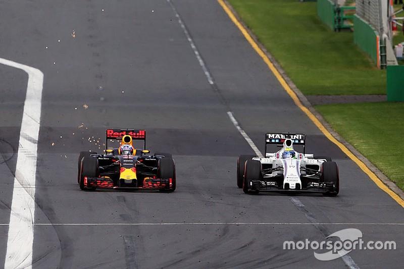 McLaren, Red Bull en Williams hebben sleutel kwalificatie in handen