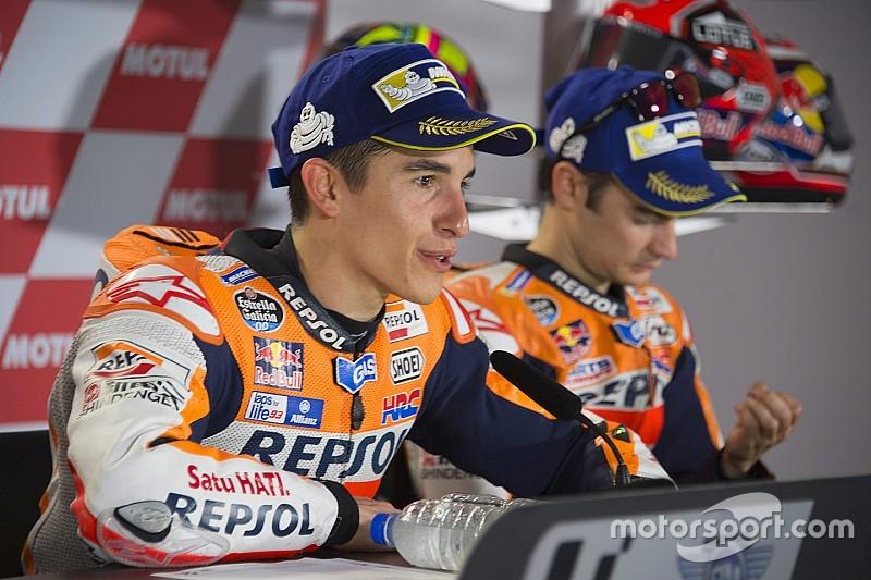"""Marquez: """"Non siamo abbastanza veloci in quarta, quinta e sesta"""""""