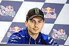 """Lorenzo dice que Rossi le copia """"hasta las marchas que ponemos"""""""