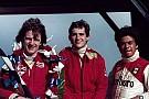 Reportaje especial: el primer gran rival de Ayrton Senna