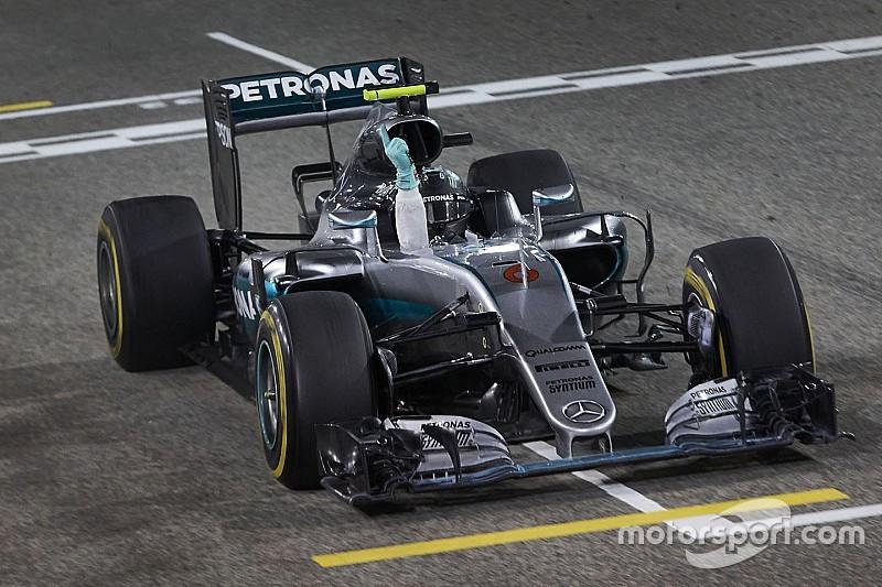 Rosberg sabe que Hamilton no está contra las cuerdas