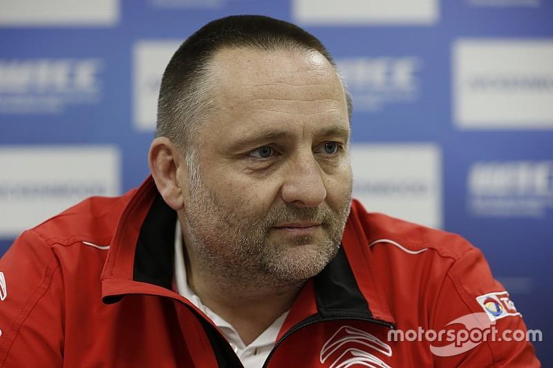 """Matton: """"En Citroën ganamos, pero seguimos trabajando duro"""""""