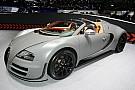 Opvallend: drie terugroepacties voor de Bugatti Veyron
