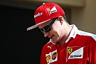 Raikkonen admite que Ferrari debe mejorar la fiabilidad