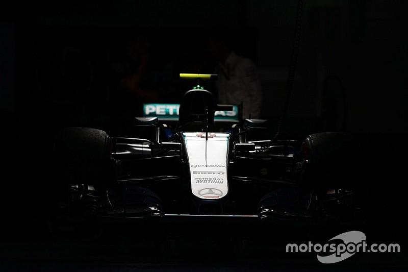 【速報】F1中国GPフリー走行1回目