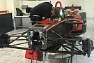 Venturi VM200 FE-02 doorstaat crashtest