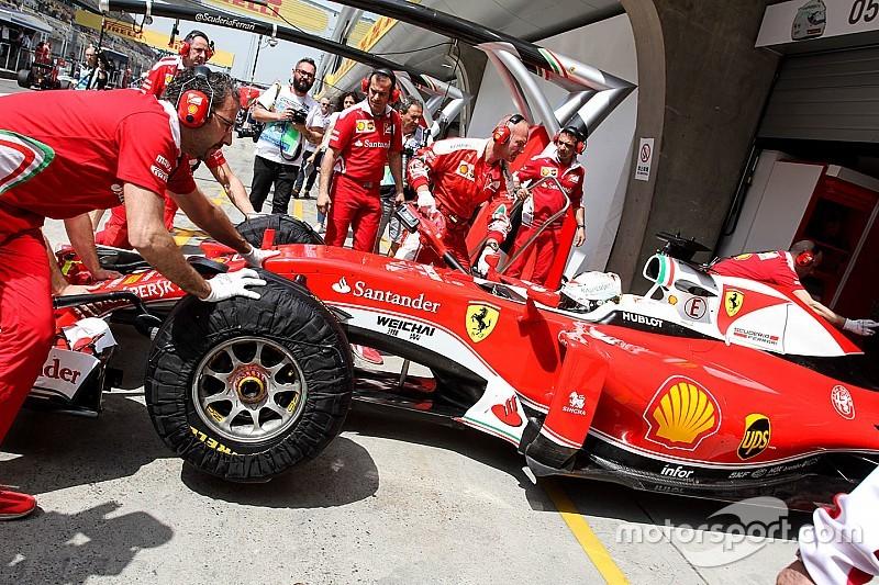 ベッテル「まだフェラーリから引き出せるモノがある」