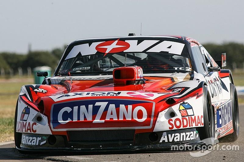 Rossi se llevó el viernes en Concordia