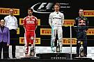 Vettel - Kvyat: ecco cosa si sono detti nel battibecco verso il podio