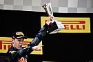 Criticado por Vettel, Kvyat ganha prêmio de