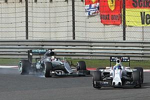 Formule 1 Contenu spécial La chronique de Felipe Massa: Comment j'ai résisté à Hamilton