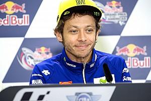 """MotoGP Conferencia de prensa Rossi: """"Sería interesante ver a Márquez con la Yamaha"""