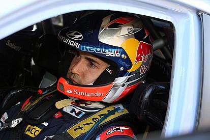 WRC阿根廷站:SS1成绩索尔多、奥吉尔并列榜首