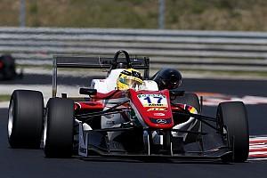 F3-Euro Reporte de calificación Hungaroring F3: Gunther completa su hattrick de poles
