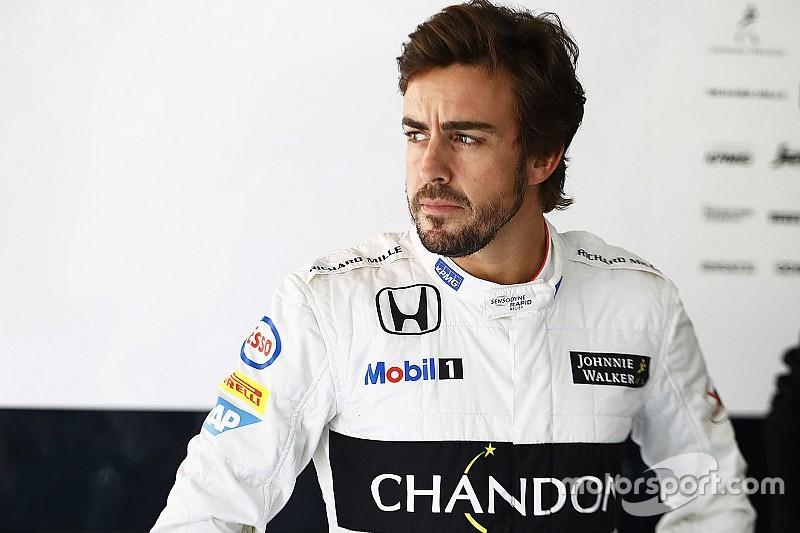 Alonso completa su recuperación