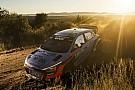Пэддон одержал первую победу в WRC