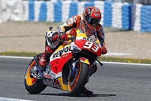 MotoGP Testbericht Der Test von Jerez: Das haben Marquez, Lorenzo und Co probiert