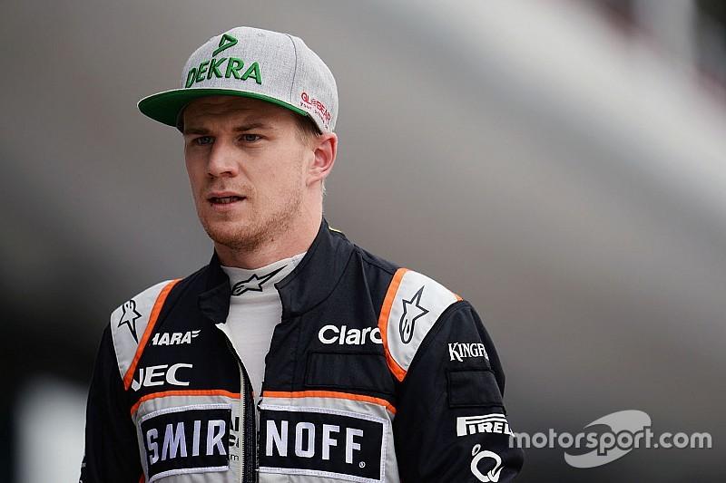 Video: Nico Hulkenberg cruzará la línea de los 100 GP en la F1