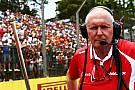 John Booth se une a Toro Rosso como director de competición
