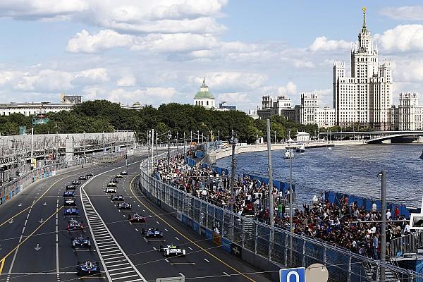 Formule E L'ePrix de Moscou en passe d'être annulé