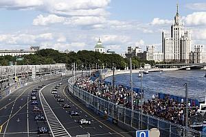 Formule E Actualités L'ePrix de Moscou en passe d'être annulé