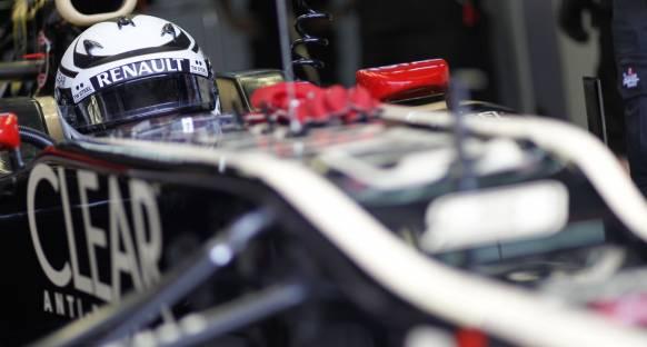 Boullier: 'Lotus daha hızlı olacak'