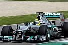 Rosberg: Hızlı virajlarda daha hızlı olmalıyız