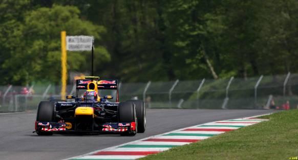 Webber: Mugello'da sürmek düşünmeden kabul edilebilir