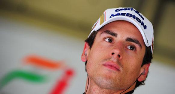 Sutil, Perez'in Ferrari'ye geçmesini bekliyor