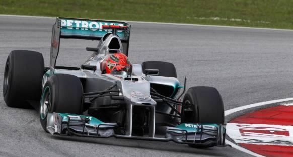 Pirelli: Mercedes'in sanıldığı gibi önemli bir lastik aşınma sorunu yok