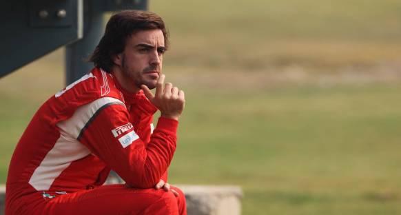 Alonso: Aracın performansı hala kötü