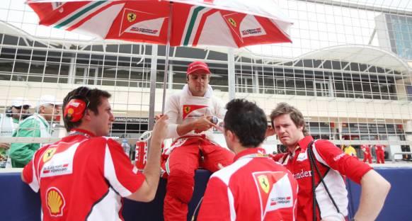 Massa: Ferrari beklenenden kötü