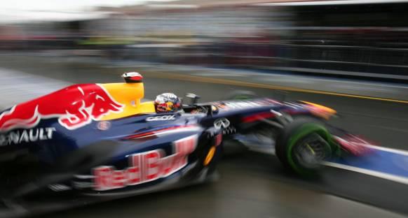 Vettel: Umarız yarın daha hızlı oluruz