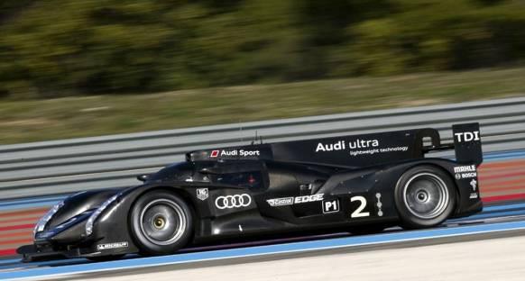 Audi 'Sebring 12 saat' öncesi testlerde açık ara lider