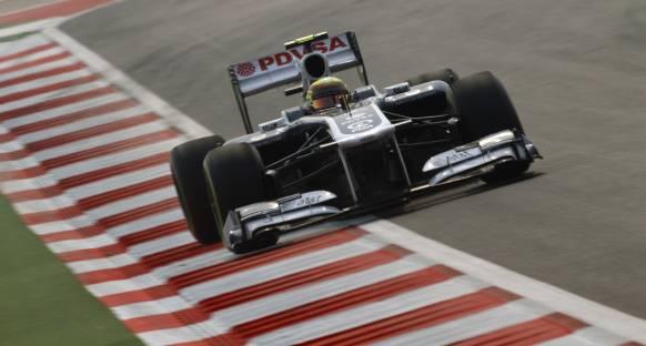 Maldonado Williams'daki gelişmeden memnun