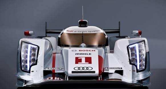 Audi yeni hybrid aracı e-tron Quattro'yu tanıttı