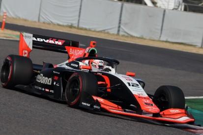Tatiana Calderon: Mit österreichischem Know-how ins zweite Super-Formula-Jahr
